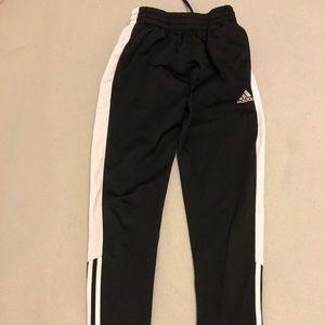 Adidas Boy's Athletic Pants Size M (10-12)